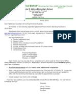 revised prek letter 2013-14