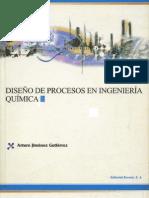 Diseño de Procesos en Ingeniería Química (A. Jiménez Gutiérrez)