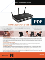 DIR 635 Datasheet en UK