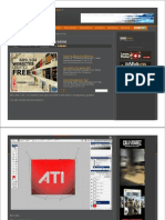 Making the ATI LOGO Photoshop Tutorial Page2.HTML