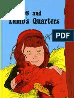 Lambs and Lamb's Quarters by Myra L. Wilhelm