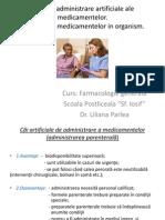 Farmacologie Curs 3