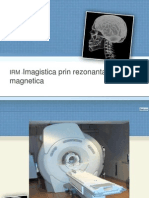 rezonanta magnetica- proiect
