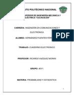 Cuaderno Electronico Estadistica