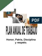 Plan Anual de Trabajo 2012