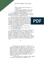 Principles of Pragmatics Excerpt - Geoffrey Leech (Banter)