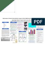 2002 ASMS - Poster - Plasma Protein Binding