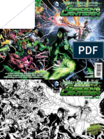 Green Lantern Issue 20 Exclusive Preview