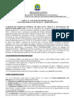 Edital n 11 2013.PDF if Sertao Pernambucano