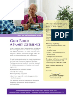 Grief Relief Workshop June 29