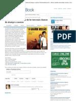 Jovens que tem o hábito de ler tem mais chances de alcançar o sucesso _ Revolucaoebook.com.br - notícias e opiniões sobre ebooks, livrarias e o mercado do ebook - Revolucaoebook.com