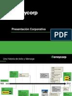 Presentacion Ferreycorp Resultados 2t12