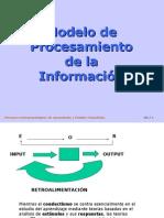 Modelo de Procesamiento de La in
