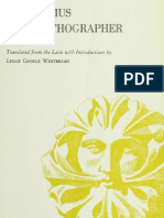 32375397 Fulgentius the Mythographer Translated From the Latin With Introductions by LESLIE GEORGE WHITBREAD