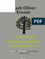 Cosas que los nietos deberían saber