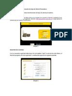 Manual de Ususario Prveedores