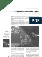 A Liberdade Em Vygotsky
