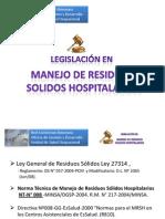 4.- Manejo de Residuos Solidos Hospitalarios