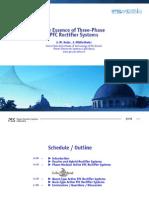 IPEMC 2012 Seminar 3ph PFC Rectifiers FINAL as Sent 310512