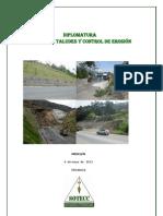 Diplomatura Analisis de Taludes y Control de Erosion