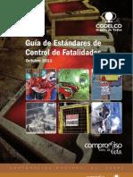 Guia Estandares Control de Fatalidades Codelco Oct 2011