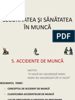 Accidente de Munca