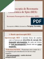 Spectrometria RES