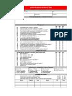 Análise Preliminar de Riscos - APR