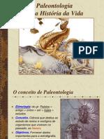 Introdução a Paleontologia