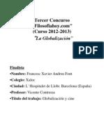 Francesc Xavier Andreu Font