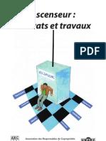 Ascenseur Contrat Travaux