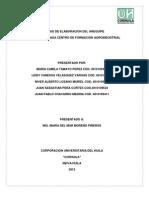Informe Laboratorio (AREQUIPE) 21-04-12