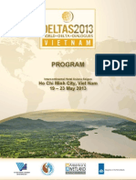 Deltas 2013 Vietnam Program