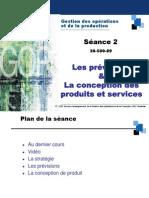 H2006-1-666453.Seance2-PrevisionsetConceptionProduits_classe.ppt