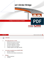 MIDAS SteelCompositeCurvedBridgeTutorial