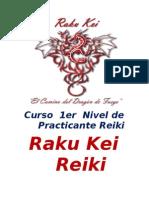 Curso Reiki 1er Nivel