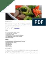 resep makanan saat puasa.docx