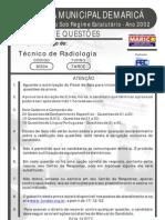 T E9cnico 20de 20Radiologia 20 20SA DADE Bom Marica