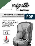 Manual Burigotto Multipla