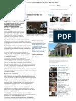 FMI reduz previsão de crescimento do Brasil para 3% em 2013 - BBC Brasil - Notícias