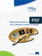 Educacion Arte Europa