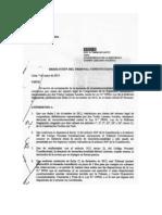 ADMISIÓN DE DEMANDA DE INCOSTITUCIONALIDAD LEY 29944