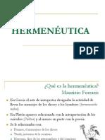 herme . metodología