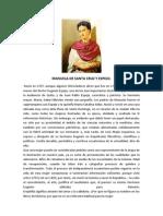 Manuela de Santa Cruz y Espejo