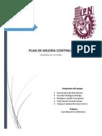 Plan de Mejora Continua_Ing de Sw