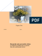 Momentos de Reflexión (Aprendizaje desde el SER-toques-_Zen) 2009