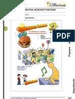 Examen Final Publisher
