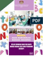 Modul Pengajaran Bahasa Inggeris Program KEDAP