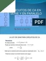 Circuitos Serie-Paralelo en C.a.