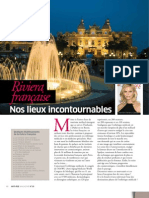 Riviera Francaise Anti Age Magazine - Top 10 Must See Spas